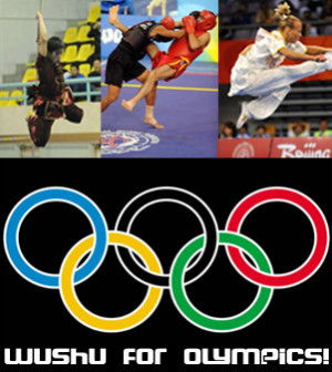 wushu for olympics 2020 - Wushu Sport TV