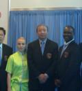 wushu delegation 2020