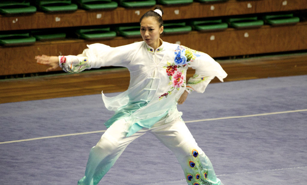 12th World Wushu Championships