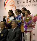 12th World Wushu Championships